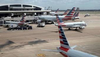American y United Airlines piden no usar sus aviones para separar familias migrantes