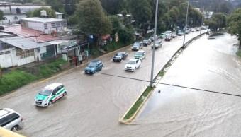 Emiten declaratoria de emergencia por inundación en Banderilla, Veracruz
