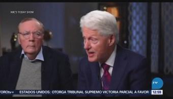 Bill Clinton se molesta por caso Lewinsky