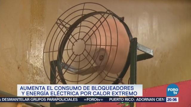 Calor Extremo Impacta Economía Mexicana Energía