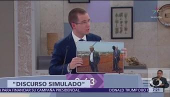Campaña Anaya Revela Presunta Corrupción Amlo Rioboó
