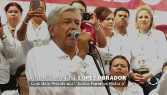 Candidatos presidenciales condenan la crisis