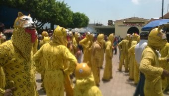Celebran en Chiapas el baile de Calalá