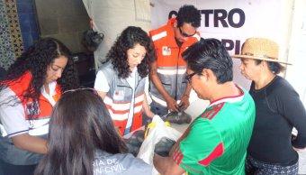 México envía ayuda para damnificados por Volcán de Fuego en Guatemala