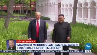 Balance Reunión Donald Trump Kim Jong-Un
