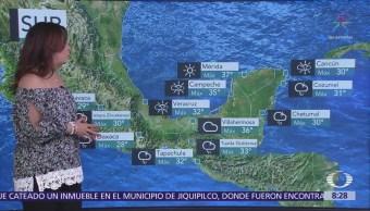 Clima Al Aire: Valle de México tendrá cielo nublado
