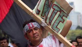 Acusan a Gobierno de Oaxaca de favorecer a la CNTE