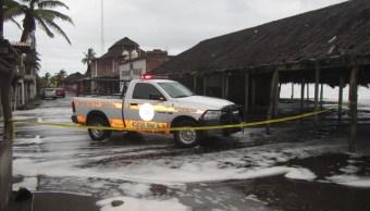 Remanentes de 'Bud' siguen causando daños en Colima