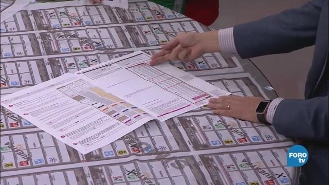Cómo Van Contar Votos Casilla Elecciones