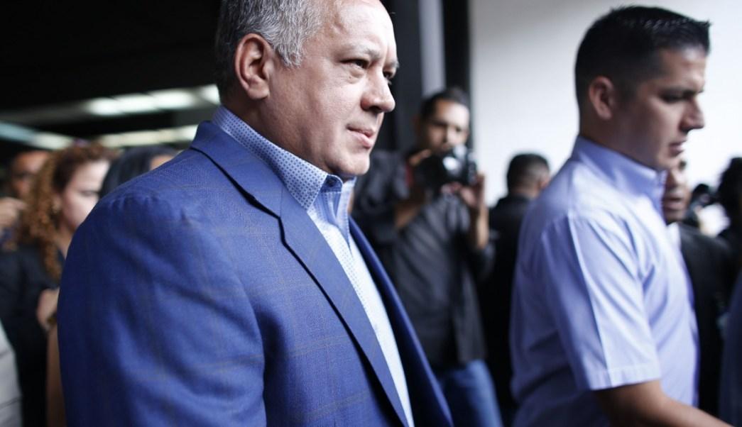 Constituyente Venezuela elige Diosdado Cabello presidente