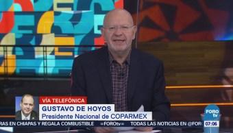 Coparmex: Faltó propuesta y sobró frivolidad en tercer debate presidencial