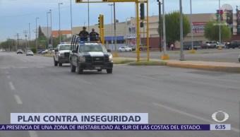 Coparmex prepara plan contra inseguridad en varios estados de México