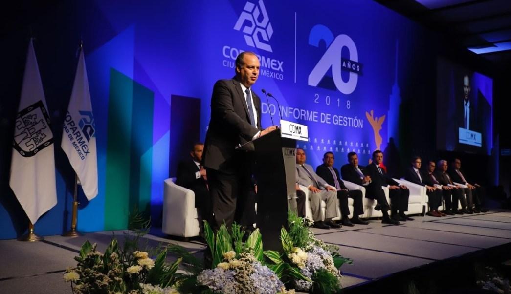 Coparmex pide redoblar esfuerzos combate contra inseguridad
