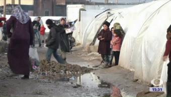 Crece Número Refugiados Mundo Crisis Migratoria