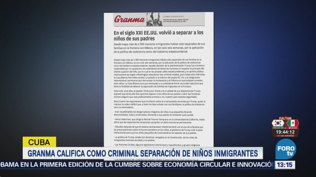 Cuba Recuerda Separación Padres Hijos Operación Peter Pan
