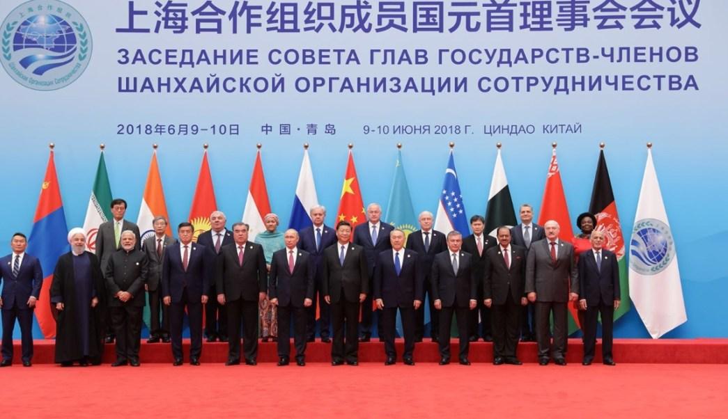 China y Rusia respaldan a Irán frente a EU en cumbre Qingdao