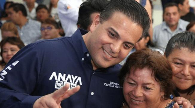 Zepeda: Completa mentira, nuevo video que incrimina a Anaya