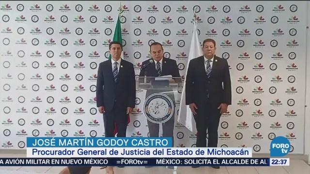Detienen Presunto Asesino Candidato Taretan