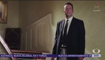 Detienen al actor Vince Vaughn en estado de ebriedad
