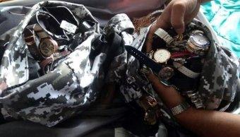 7ba9b4b44074 Dictan sentencia a mexicanos que robaron joyería en Uruguay