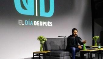 Diego Luna presenta 'El Día Después', iniciativa de reconciliación tras proceso electoral