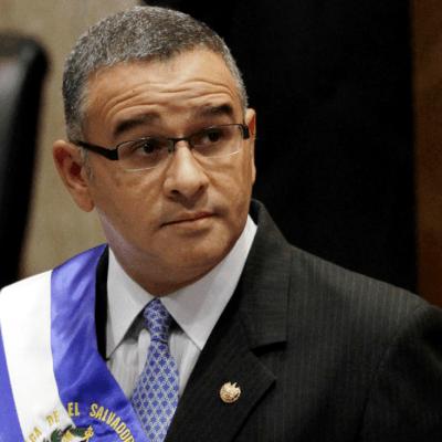 Justicia salvadoreña ordena captura de expresidente Mauricio Funes