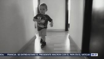 El niño José Ignacio necesita con urgencia una operación