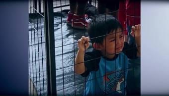 Limbo Miles Niños Migrantes Detenidos Estados Unidos