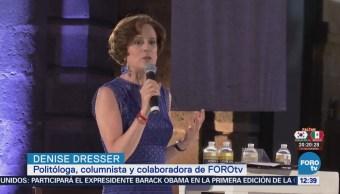 Nuevo Libro Denise Dresser Recuerda Transición Democrática
