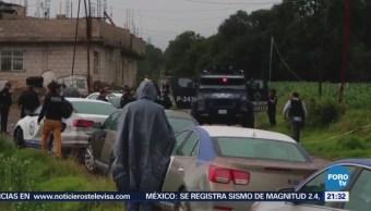 Enfrentamiento Entre Policías Civiles Muertos Puebla