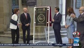 EPN inaugura el Museo Histórico de
