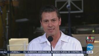EPN pide a electores razonar su voto