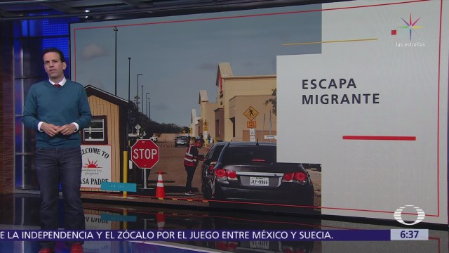 Escapa adolescente de un centro de detención de migrantes en Texas