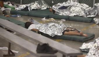 Trasladan a menores a estaciones migratorias en Brownsville, Texas