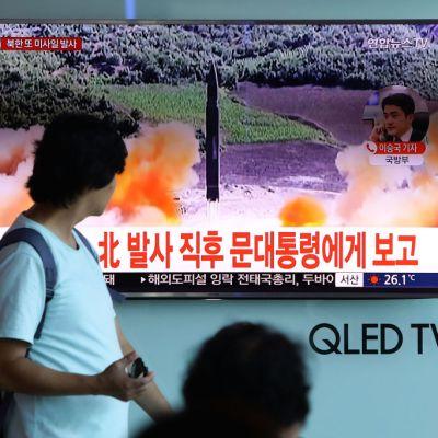Estados Unidos no pondrá fecha límite para desnuclearización de Corea del Norte