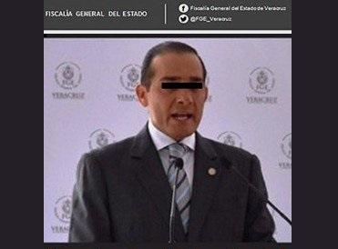 Habla Yunes sobre detención de exfiscal de Javier Duarte