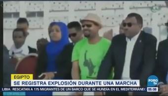 Explosión Etiopía Deja Varios Muertos Heridos