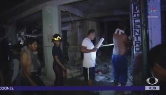 Explosión en Tultepec deja cuatro heridos