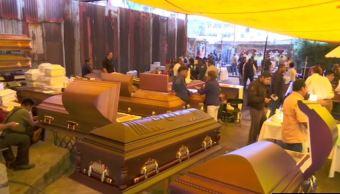 Realizan Segunda Expo Funeraria en Iztapalapa