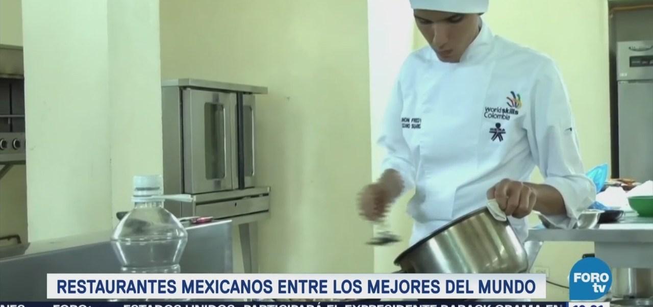 Extra Restaurantes Mexicanos Mejores Mundo