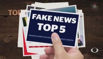 Fake News: Amlo Lidera Encuestas Seis Años