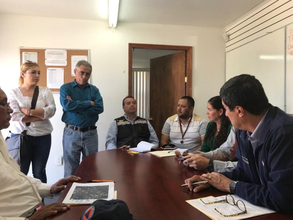 Derrumbe de mina deja siete desaparecidos en Chihuahua