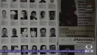 Familiares de desaparecidos hacen colecta para pagar identificación de restos