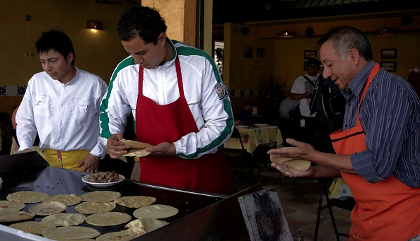 Familias gastan comida cerveza partido México Mundial Rusia