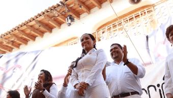 Fiscalía de Edomex investiga a candidata de Morena