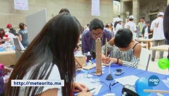 Meteorito Programa Capacitar Niños Niñas Ciencia Tecnología