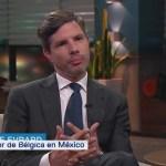Genaro Lozano entrevista a Antoine Evrard