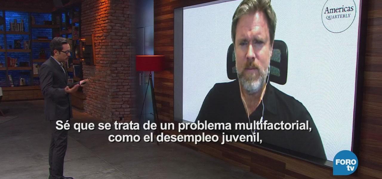 Genaro Lozano Entrevista Río Janeiro Brasil