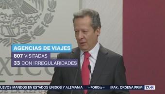 Gobierno de México alerta por fraudes en