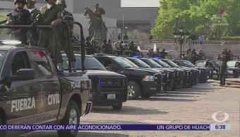 Gobierno de Nuevo León asume seguridad en Cadereyta